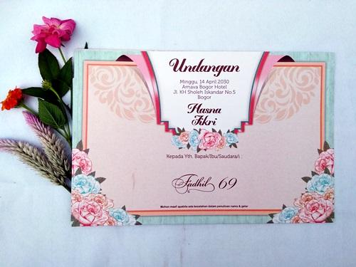 desain undangan pernikahan simple dan elegan 019 | heikamu.com
